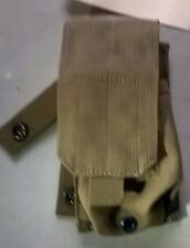 Coyote brown Molle Smoke-Grenade Pouch - Military Surplus