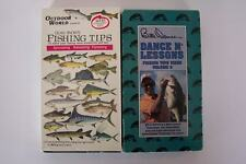 Fishing Tips VHS Video Lot