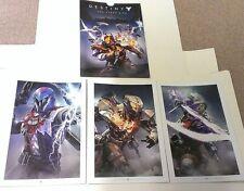 Destiny: la prise king-sous-classe art prints [3 cartes par jeu] - neuf