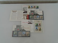 Sir Rowland Hill QE2 1979 Death Centenary 1st Day Cover Stamps