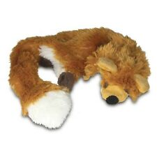 Buen chico dog/puppy Toy-Raggy Fox vacantes Relleno libre suave manta de confort