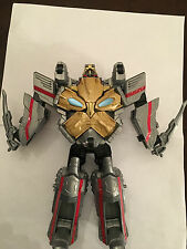 Power Rangers Megaforce Megazord a nave espacial Gosei Ultimate