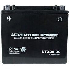 New AGM YTX20-BS Battery S.O.S Marine Wet Jet International ALL YEARS ALL MODELS