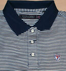 PENN QUAKERS Ladies Polo University of Pennsylvania made by Colony Licensed NEW