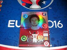 Panini Adrenalyn XL Euro 2016 RARE limited edition Hero - Tomas Rosicky