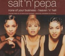 Salt'n'Pepa None of your business (#8577992) [Maxi-CD]