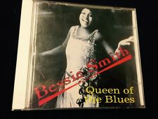 BESSIE SMITH - QUEEN OF THE BLUES CD (VERY GOOD CONDITION)