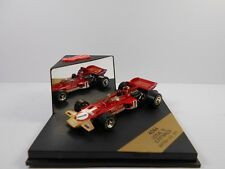 QUARTZO 4044 LOTUS 72 E.FITTIPALDI BRITISH G.P. 1971 MINT BOXED 1:43