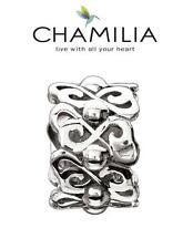 Genuine chamilia Heart to Heart de plata esterlina 925 encanto grano, Amor, Romance