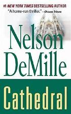 Cathedral, Nelson DeMille, 0446358576, Book, Acceptable