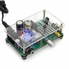 BRAVO Audio V3 Tube Headphone Amplifier EQ Equalizer