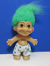 "IRISH FOR THE DAY  - 5"" Russ Troll Doll -  NEW - VHTF"