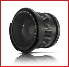 0.35x 58mm Super Fisheye grand Angle pour optique 58 MM CANON