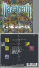 CD--NAZARETH--LIVE IN GLASGOW-- OMECOMING