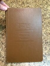 VTG Unused DIETZGEN Hard Bound Engineers' Survey Field Book No. 403FL - BLANK