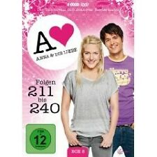 ANNA UND DIE LIEBE - BOX 8 (FOLGEN 211-240) 4 DVD NEU