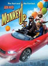 Monkey Up (DVD, 2016) Air Bud Presents, NEW