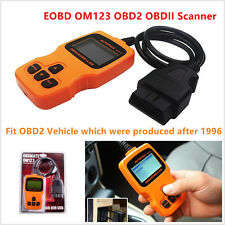 New For BMW OBD2 EOBD Scan Car Fault Code Reader Scanner Diagnostic Tool OM123