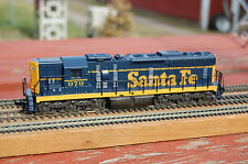 ATLAS SD 24 DIESEL No. 7001 SANTE FE  - HO SCALE
