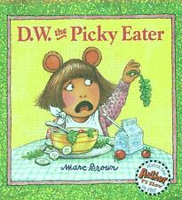D.W. the Picky Eater (D. W. Series), Brown, Marc, Good Book