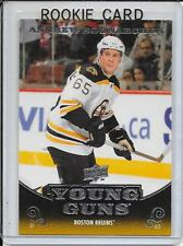 10-11 Upper Deck Andrew Bodnarchuk Young Guns Rookie # 208