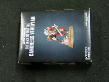 Warhammer 40K Sister Of Battle Adepta Sororitas Canoness Veridyan - new