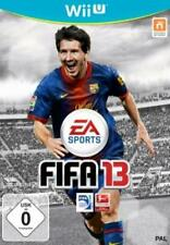 Nintendo wii u FIFA 13 football allemand comme neuf