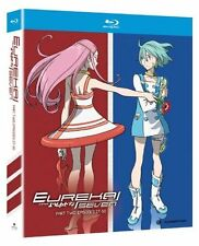 Eureka Seven . Part 2 . Episides 27-50 . Anime . 3 Blu-ray . NEU . OVP