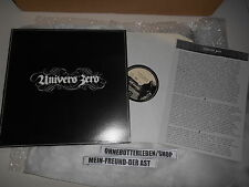 LP Rock Univers Zero - Same Untitled (5 Song) ATEM REC Kraut Progessive Presskit