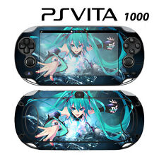 Vinyl Decal Skin Sticker for Sony PS Vita PSV 1000 Hatsune Miku
