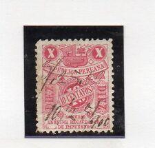 Peru Valor Fiscal del año 1900 (CR-515)