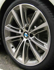 "BMW F10 F11 F12 F13 F06 5 & 6 Series OEM Genuine Style 464 M V Spoke 20"" Wheels"
