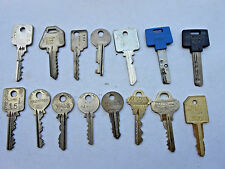 15 HIGH SECURITY keys :MEDECO, PRIMUS, EMHARD, MUL-T-LOCK,  ESD...