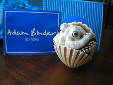 Adam Binder Editions Perfect Fit Octopus in Claim Shell Ret. Club Membership Pc