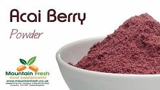 Acai Berry Powder - Natural Antioxidant Source 25g FREE UK Delivery