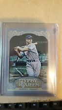 2012 Topps Gypsy Queen #236B Lou Gehrig Nm/Mt