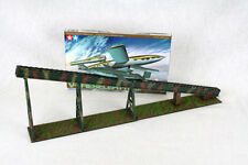 WW2 EUROPE V-1 ROCKET & LAUNCH RAMP SET – TAMIYA KIT & MDF RAMP N034
