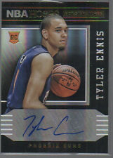 TYLER ENNIS  2014-15 HOOPS HOT SIGNATURES ROOKIE AUTO CARD #81