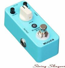 Mooer Micro Compact Ensemble King Analog Chorus Effects Pedal, MCH1