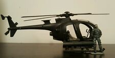 Little bird (helicopter) w/action figure (Firefly) 3 3/4in. Figures