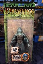 LOTR-GALADRIEL ENTRANCED- FELLOWSHIP OF THE RING- TOYBIZ- ACTION FIGURE HOBBIT