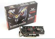 ASUS Radeon R7 370 Strix Gaming OC 4GB GDDR5 PCI-E 3.0 DX12 1050MHz - 5600MHz