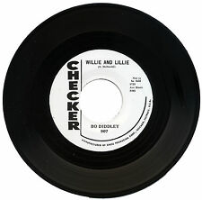 "BO DIDDLEY  ""WILLIE AND LILLIE""   CLASSIC R&B    LISTEN!"