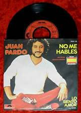Single Juan Pardo: No me Hables (deutsche Originalversion) (Polydor 2002 118) D
