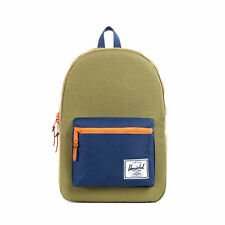 Herschel Supply Co Settlement Backpack in Army/Navy/Rubber NWT