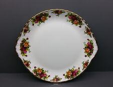 Royal Albert Plaque de pâtisserie / Plat à gâteau - Vieux Country Roses - 29 cm