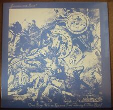 JUVENESCENT BEAT One Day We're Gonna Fall... LP OOP SEALED screamo post-HC 00's