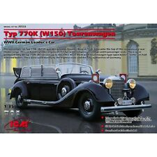 TYP 770K (W150) TOURENWAGEN, WWII GERMAN LEADER'S CAR 1/35 ICM 35533