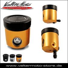ValterMoto Bremsflüssigkeitsbehälter vorne, front Brake Oil Tank, universal, Alu