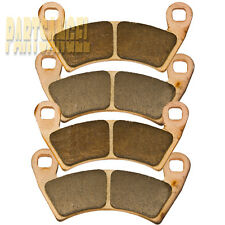 Front Sintered Brake Pads - 2012 2013 2014 Polaris Ranger 900 XP Severe Duty